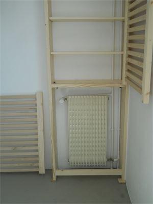 Cache radiateur 3