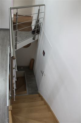Escalier châtaigner 2