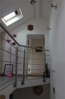 Escalier châtaigner 3