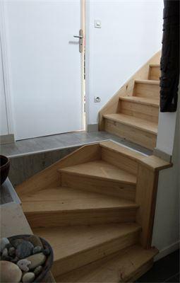 Escalier châtaigner