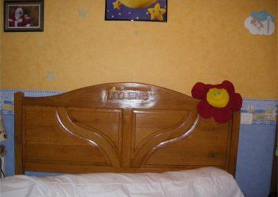 bois de lit